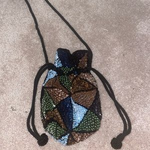Urban outfitters sequin bag